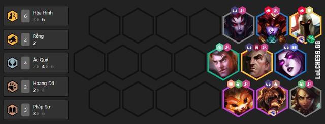 Đấu Trường Chân Lý: Những đội hình siêu mạnh khi kết hợp với Pantheon  - Ảnh 7.