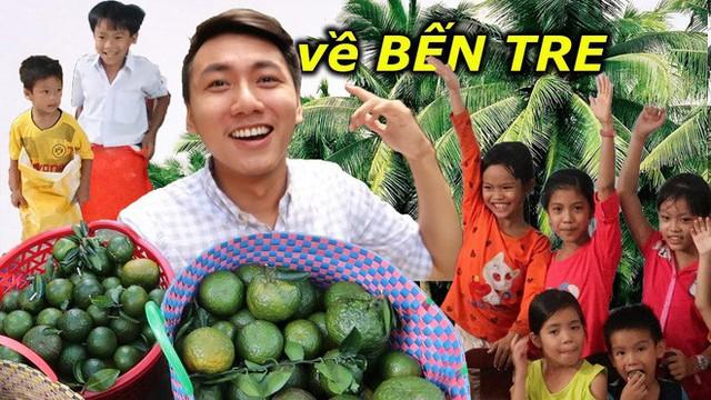 5 kênh du lịch - ẩm thực hot nhất miền Tây: Khoai Lang Thang sắp đạt nút vàng, một YouTuber trẻ tuổi khác đã làm được điều đó từ lâu - Ảnh 7.