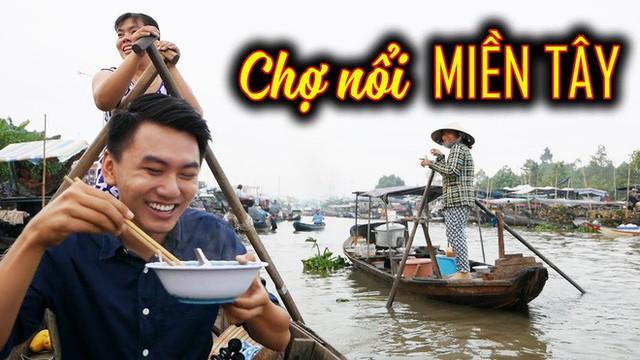 5 kênh du lịch - ẩm thực hot nhất miền Tây: Khoai Lang Thang sắp đạt nút vàng, một YouTuber trẻ tuổi khác đã làm được điều đó từ lâu - Ảnh 8.