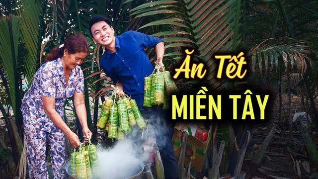 5 kênh du lịch - ẩm thực hot nhất miền Tây: Khoai Lang Thang sắp đạt nút vàng, một YouTuber trẻ tuổi khác đã làm được điều đó từ lâu - Ảnh 10.