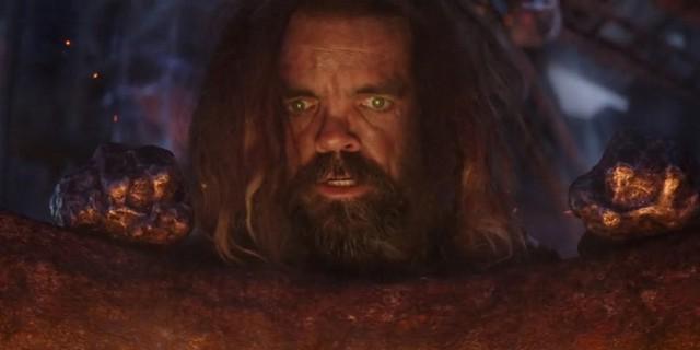 Eitri chính là người tạo ra thanh kiếm của Thanos trong Endgame, thảo nào có thể chém khiên của Captain America như bùn? - Ảnh 3.