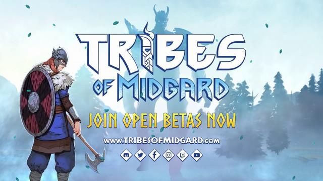 Thử ngay Tribes of Midgard, game sinh tồn hấp dẫn mới mở cửa miễn phí - Ảnh 1.