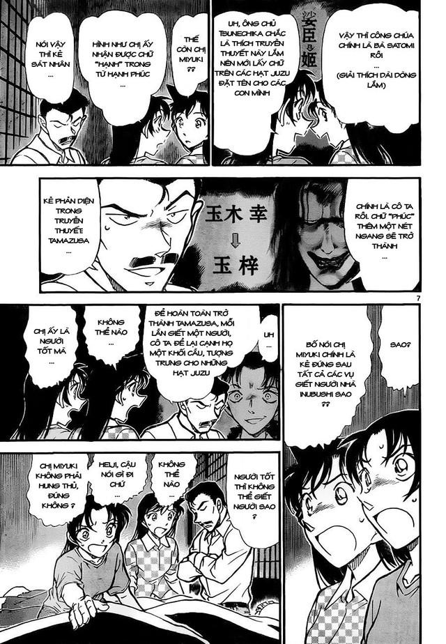 Những vụ án lấy cảm hứng từ thần thoại Nhật Bản trong Thám tử Conan - Ảnh 2.