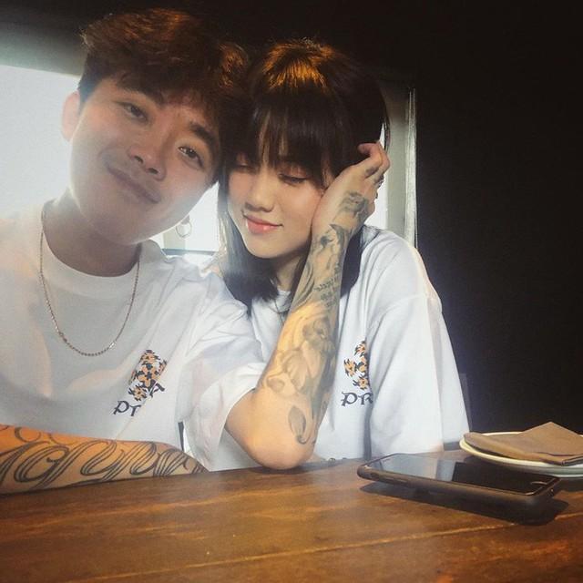 Những couple chú - cháu siêu đáng yêu: Đỉnh nhất là streamer giàu nhất Việt Nam Xemesis, hơn bạn gái tận 13 tuổi! - Ảnh 8.