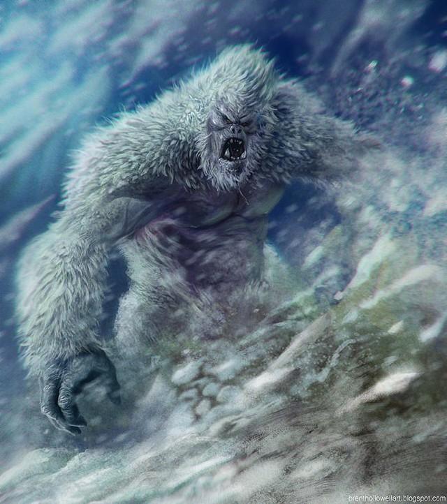 Những quái vật khổng lồ đáng sợ nhất Trái Đất mà con người luôn tin là có thật - Ảnh 5.