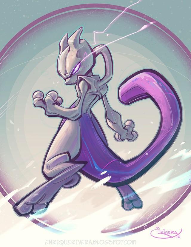 Không phải Arceus, Mewtwo mới xứng là Pokemon vô địch thiên hạ, có nhiều fan hâm mộ nhất! - Ảnh 3.