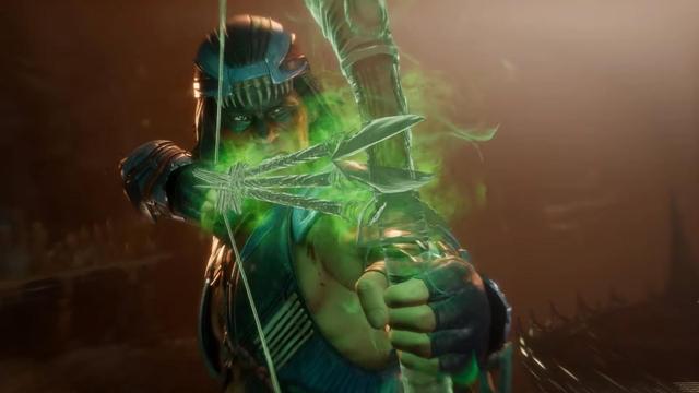 Game Rồng Đen trở lại, mang theo cả Nightwolf siêu ngầu vào trong Mortal Kombat 11 - Ảnh 1.