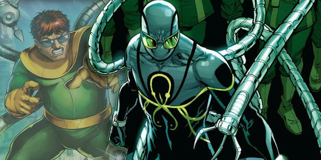 10 trang phục đẹp nhất của Doctor Octopus - kẻ thù nguy hiểm và dai dẳng nhất của Spider-Man - Ảnh 5.
