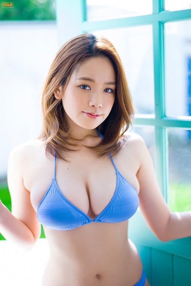 Chảy máu mũi với gái xinh được khao khát nhất Nhật Bản: Sở hữu số đo 3 vòng 89-60-85 và từng bị sàm sỡ ngay trên sóng - Ảnh 5.