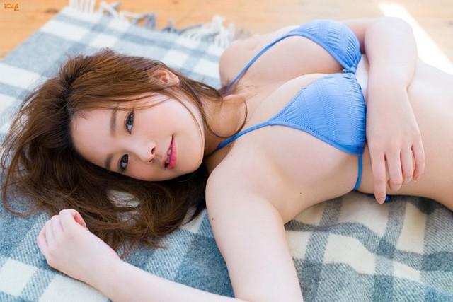Chảy máu mũi với gái xinh được khao khát nhất Nhật Bản: Sở hữu số đo 3 vòng 89-60-85 và từng bị sàm sỡ ngay trên sóng - Ảnh 23.