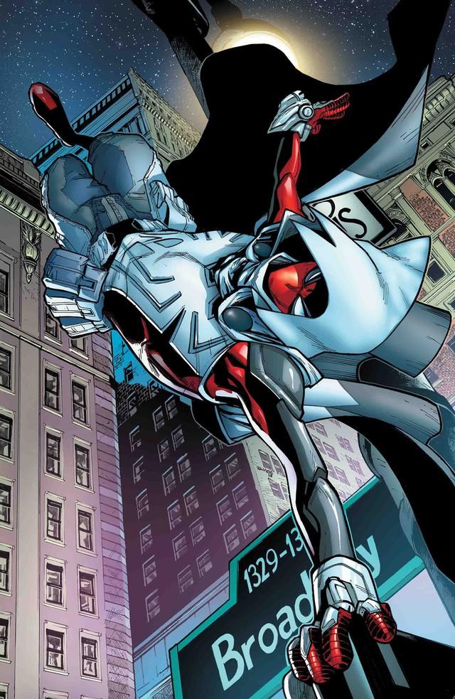 Marvel ra mắt phiên bản Siêu anh hùng hợp thể 8 trong 1: The Hammer Supreme - Ảnh 5.