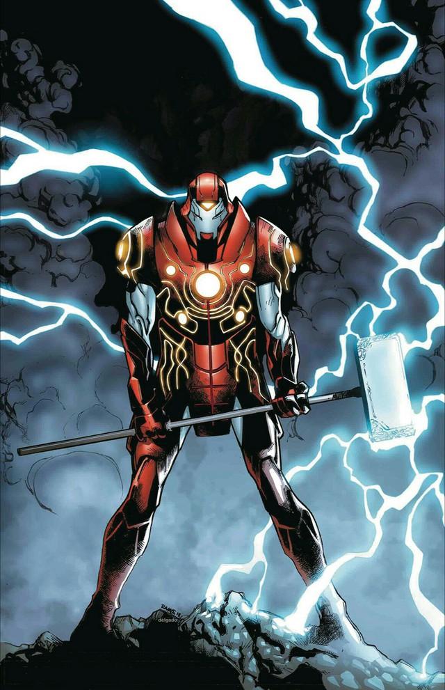Marvel ra mắt phiên bản Siêu anh hùng hợp thể 8 trong 1: The Hammer Supreme - Ảnh 3.