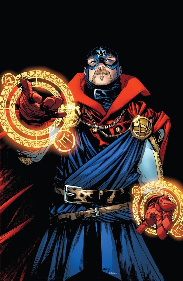 Marvel ra mắt phiên bản Siêu anh hùng hợp thể 8 trong 1: The Hammer Supreme - Ảnh 2.