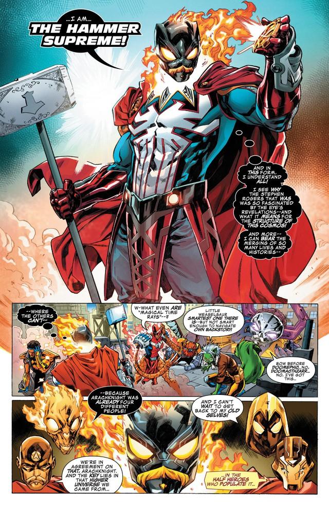Marvel ra mắt phiên bản Siêu anh hùng hợp thể 8 trong 1: The Hammer Supreme - Ảnh 8.