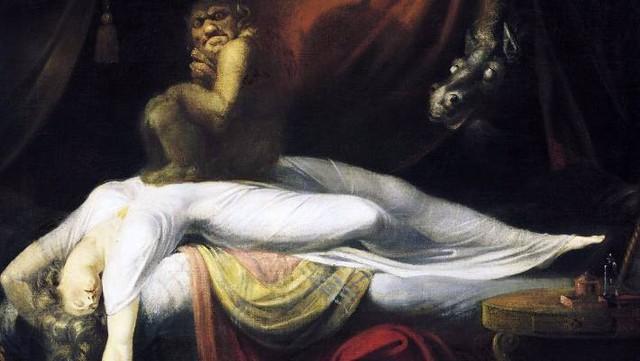 Bóng đè: Giải thích về hiện tượng tâm linh mà ai cũng trải qua một lần - Ảnh 1.