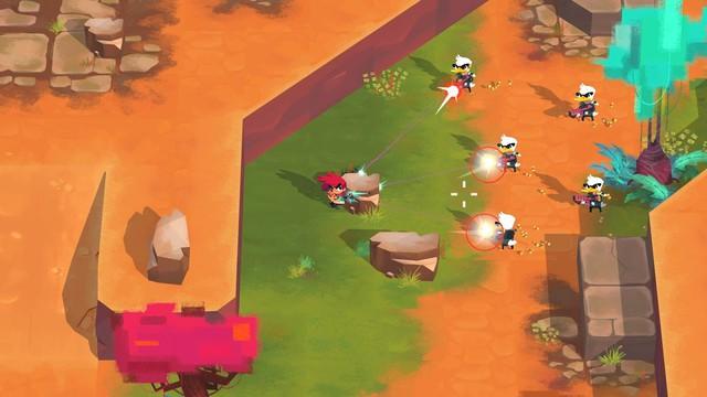 Relic Hunters Legend - Game bắn vịt phiên bản nâng cấp siêu vui nhộn - Ảnh 2.