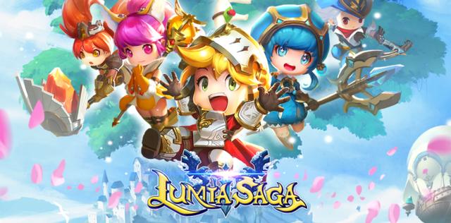 Game hành động tuyệt đẹp Lumia Saga đã mở cửa tại ĐNÁ, game thủ Việt có thể vào chiến ngay - Ảnh 1.
