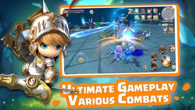 Game hành động tuyệt đẹp Lumia Saga đã mở cửa tại ĐNÁ, game thủ Việt có thể vào chiến ngay - Ảnh 4.