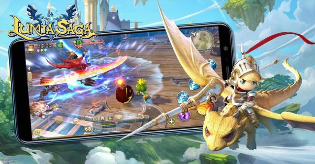 Game hành động tuyệt đẹp Lumia Saga đã mở cửa tại ĐNÁ, game thủ Việt có thể vào chiến ngay - Ảnh 5.