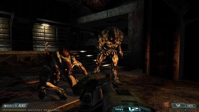 Sau 15 năm, cuối cùng tôi cũng có đủ dũng khí để phá đảo Doom 3 - Ảnh 3.