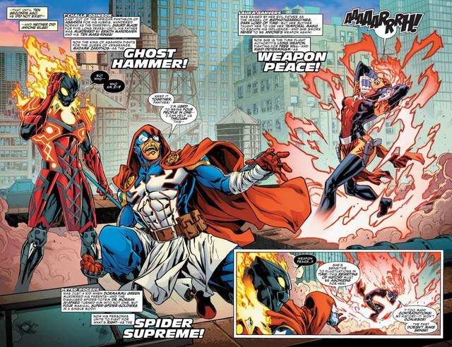 Marvel ra mắt phiên bản Siêu anh hùng hợp thể 8 trong 1: The Hammer Supreme - Ảnh 7.