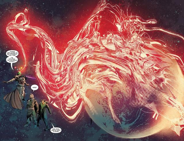 Marvel ra mắt phiên bản Siêu anh hùng hợp thể 8 trong 1: The Hammer Supreme - Ảnh 1.