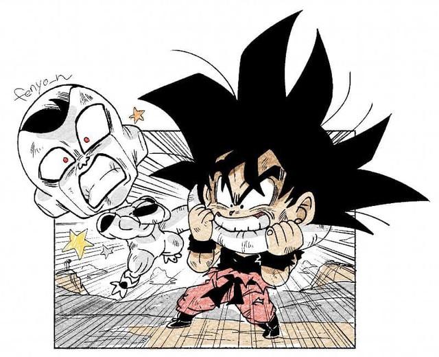 Trở về tuổi thơ với loạt fanart Dragon Ball theo phong cách chibi cực chất - Ảnh 9.