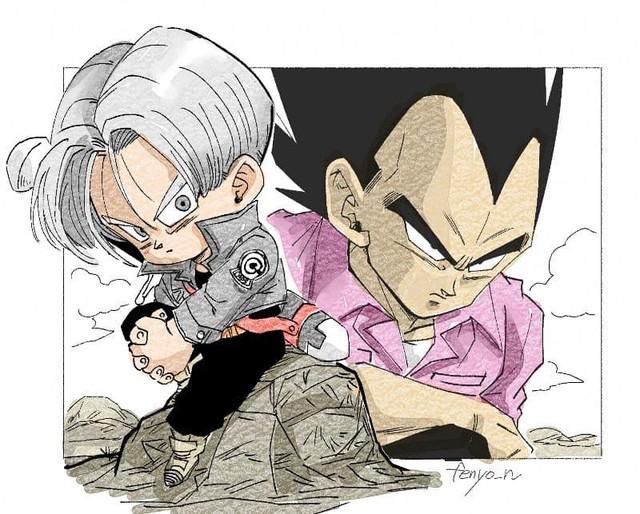 Trở về tuổi thơ với loạt fanart Dragon Ball theo phong cách chibi cực chất - Ảnh 11.