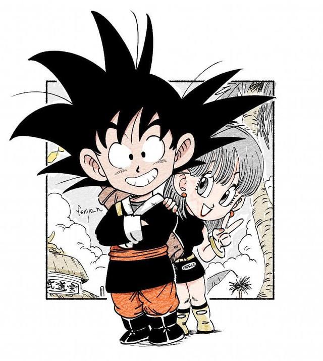 Trở về tuổi thơ với loạt fanart Dragon Ball theo phong cách chibi cực chất - Ảnh 2.