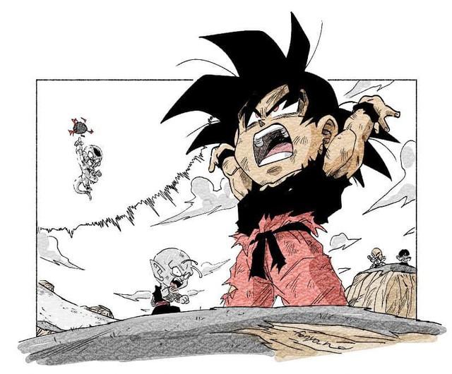 Trở về tuổi thơ với loạt fanart Dragon Ball theo phong cách chibi cực chất - Ảnh 10.