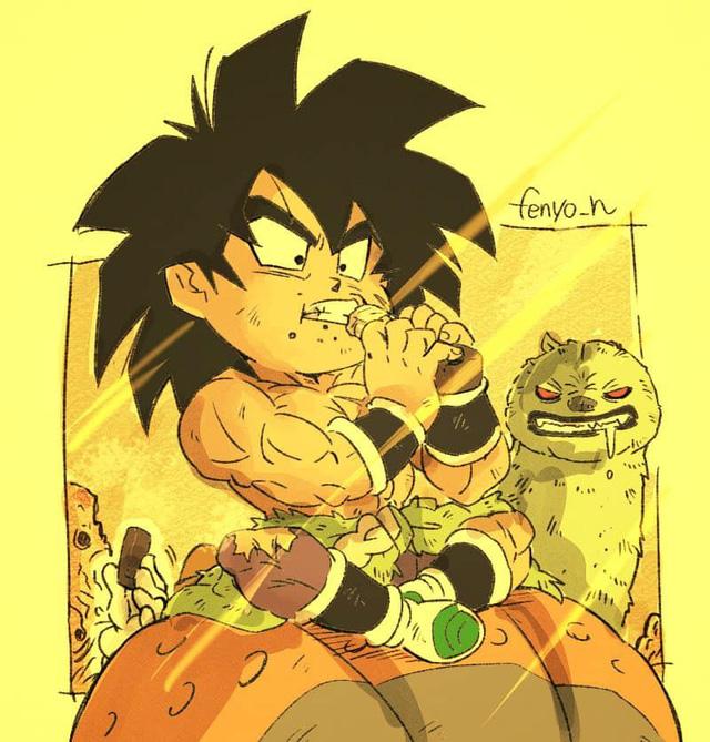 Trở về tuổi thơ với loạt fanart Dragon Ball theo phong cách chibi cực chất - Ảnh 22.