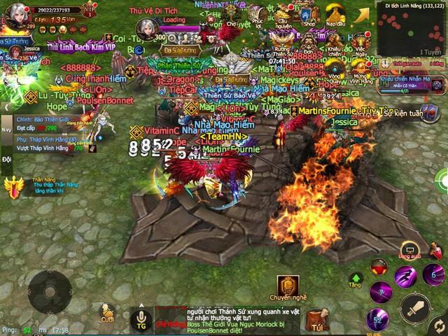 Game thủ bạo chi sắm ngựa cánh quỷ để lấy le với người yêu dù lực chiến cùi pắp: Hóa ra đây mới là cách chơi game chuẩn - Ảnh 1.