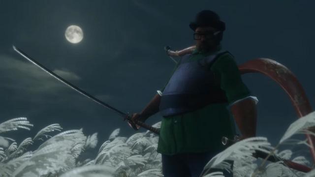 Nhân vật huyền thoại CJ bất ngờ xuất hiện trong tựa game siêu khó Sekiro: Shadow Die Twice - Ảnh 4.