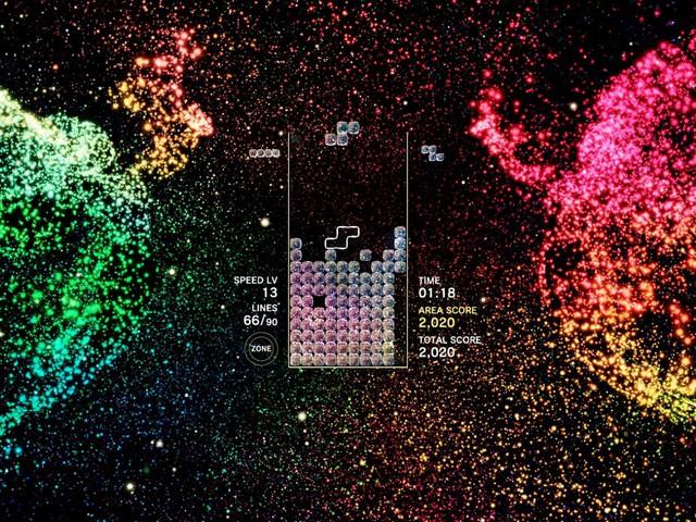 [Review] Tetris Effect - Không tin được là Xếp Hình lại lung linh và hoành tráng đến thế - Ảnh 4.