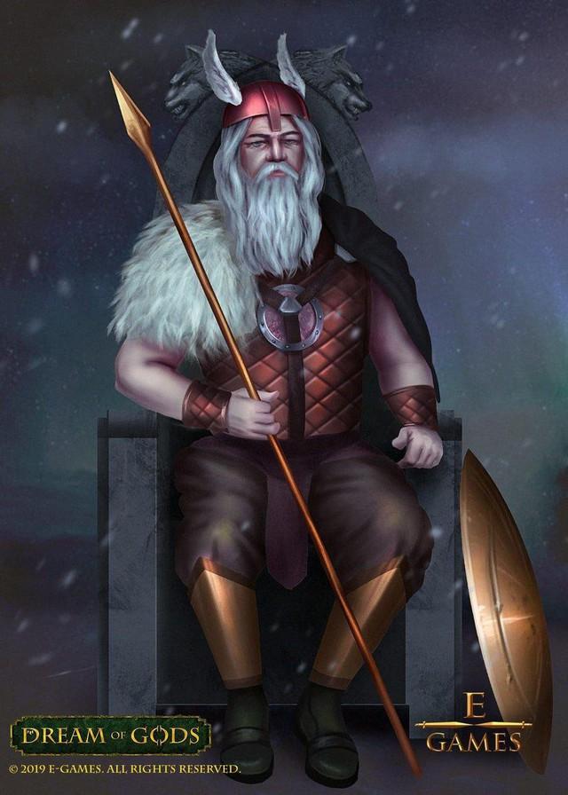 Game toàn thần thánh đánh nhau Dream of Gods rục rịch mở cửa - Ảnh 3.