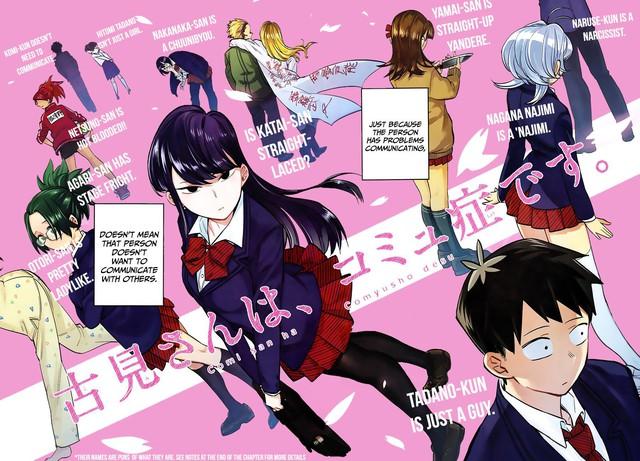 Komi-san wa Komyushou Desu: Hành trình kết bạn dí dỏm của cô nàng... không biết giao tiếp - Ảnh 2.