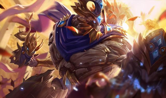 LMHT: Maokai Hỗ Trợ và những lối chơi dị mà hiệu quả giúp game thủ leo rank thần tốc vào cuối mùa - Ảnh 5.