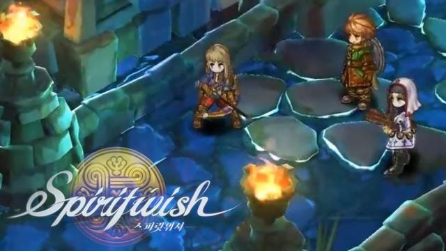 Spiritwish - Game nhập vai tuyệt phẩm của ông lớn NEXON - Ảnh 1.