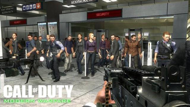 """Call Of Duty mới liệu có còn màn chơi như """"No Russian"""" ? - Ảnh 1."""