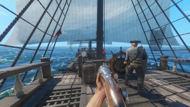 Siêu khuyến mại, game phiêu lưu hải tặc Blackwake đang giảm giá chỉ còn 1.5$ - Ảnh 1.