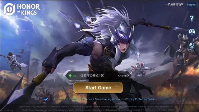 Việc thêm ngôn ngữ Anh vào Vương Giả Vinh Diệu đã đạt 90%, game thủ QT phấn khởi - Ảnh 1.