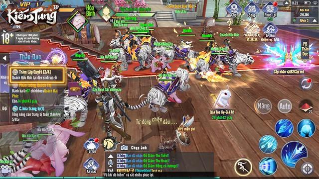Game HOT tháng 9 - Kiếm Tung 3D chính thức Open Beta, tặng 2000 Giftcode cực giá trị - Ảnh 9.