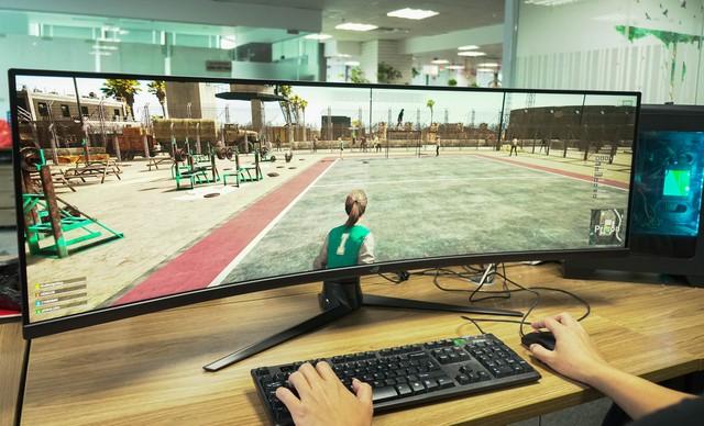 Trải nghiệm màn hình gaming Asus ROG Strix XG49V: Chơi trò gì cũng như đang hack map - Ảnh 13.