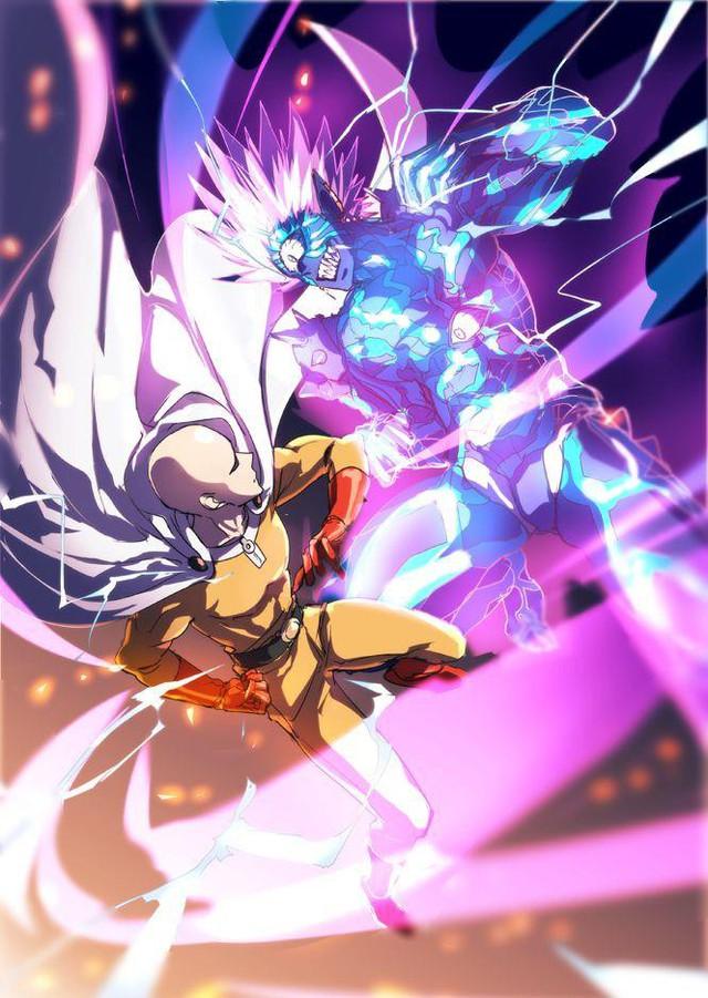 One Punch Man: Vì sao trận chiến của Saitama và Boros diễn ra lâu hơn 1 cú đấm? - Ảnh 2.