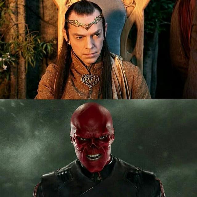 Andy Serkis và 7 diễn viên đã từng góp mặt trong Lord of The Rings và The Hobbit trước khi gia nhập MCU - Ảnh 1.