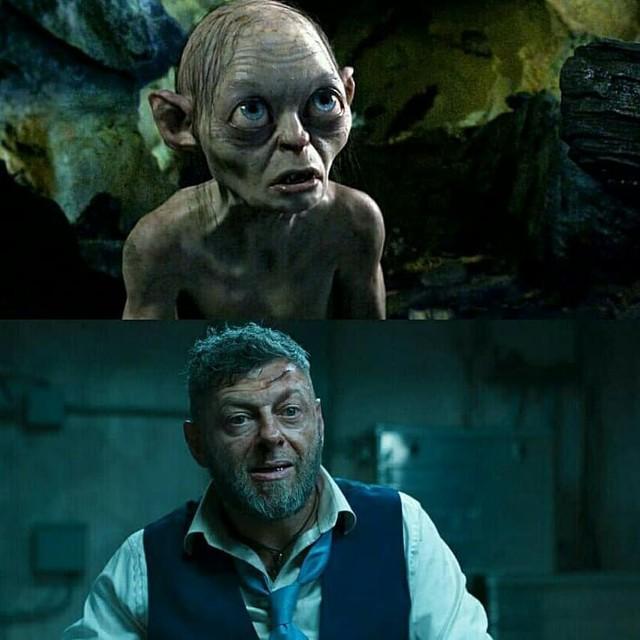 Andy Serkis và 7 diễn viên đã từng góp mặt trong Lord of The Rings và The Hobbit trước khi gia nhập MCU - Ảnh 6.