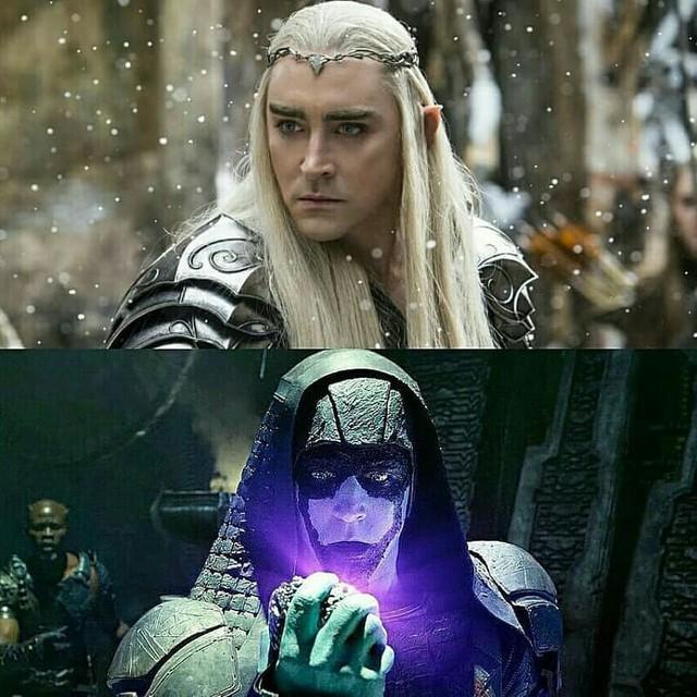 Andy Serkis và 7 diễn viên đã từng góp mặt trong Lord of The Rings và The Hobbit trước khi gia nhập MCU - Ảnh 8.