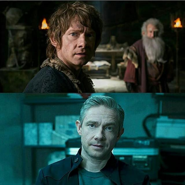 Andy Serkis và 7 diễn viên đã từng góp mặt trong Lord of The Rings và The Hobbit trước khi gia nhập MCU - Ảnh 3.