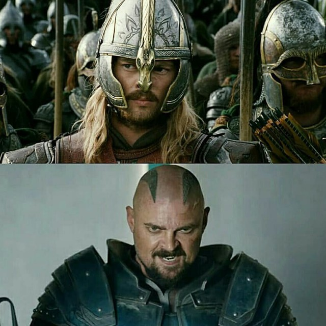 Andy Serkis và 7 diễn viên đã từng góp mặt trong Lord of The Rings và The Hobbit trước khi gia nhập MCU - Ảnh 7.