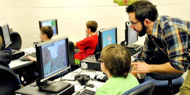 Xuất hiện những Ngôi trường điện tử, đưa game vào để dạy kỹ năng sống và sinh tồn - Ảnh 2.